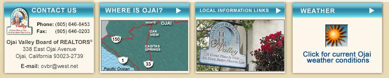 Ojai Valley Board of Realtors